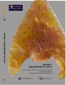 الصورة: BAHRA1 EXCAVATIONS IN 2013